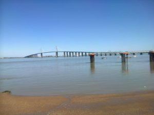 Saint-Nazaire, pont sur la Loire, Saint-Brévin, plages, nautisme, gite